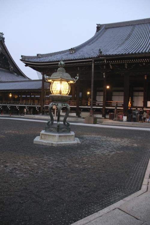 Temple Lamp