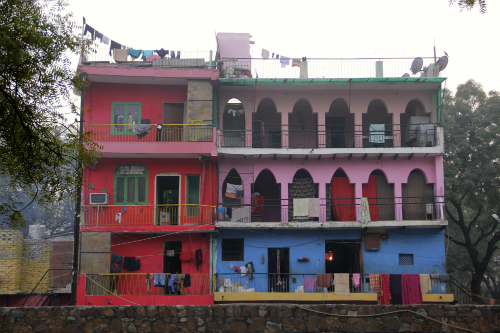 Colorful Delhi
