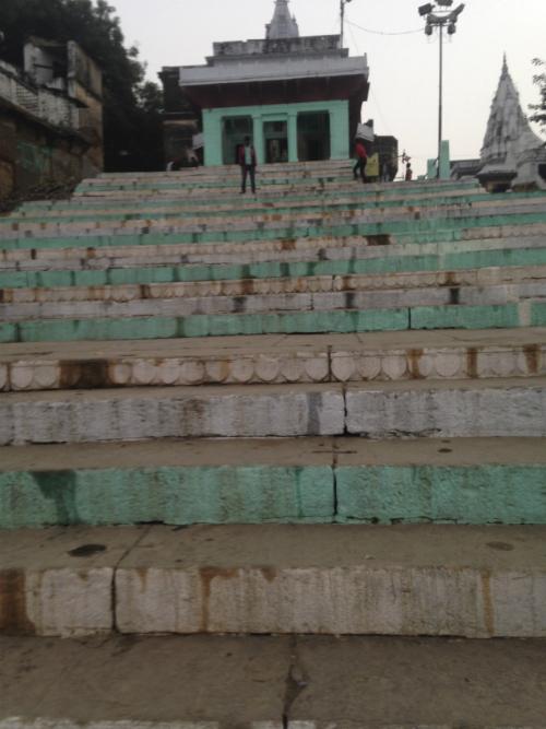 Ghat Steps
