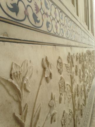 Marble Flowers