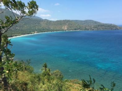 Lombok blue